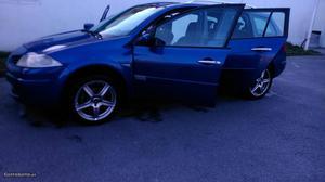 Renault Mégane II Break Diesel Agosto/06 - à venda -