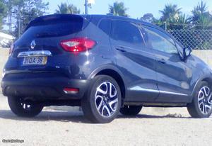 Renault Captur EXCLUSIVE EN. Tce 90 cv Junho/15 - à venda -