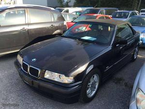 BMW 320 Cabriolet Abril/98 - à venda - Descapotável /