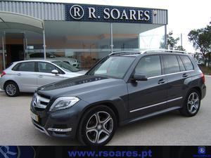 Mercedes-Benz Classe GLK GLK 250 CDi BlueTEC 4-Matic