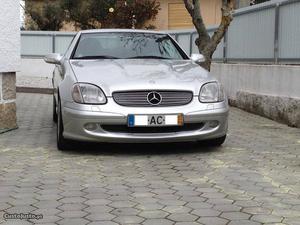 Mercedes-Benz SLK 200 Special Edition Junho/05 - à venda -