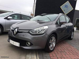 Renault Clio 1.5 DCI Sport Tourer Junho/14 - à venda -