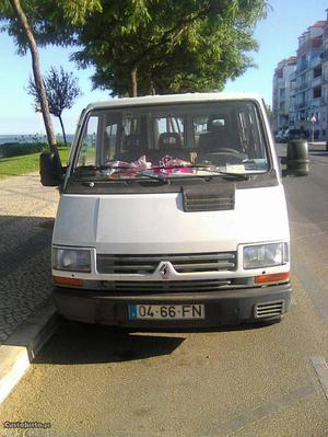 Renault Trafic Trafic Julho/95 - à venda - Comerciais /
