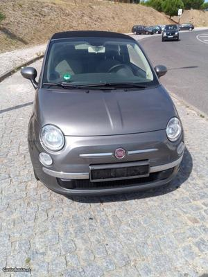 Fiat 500C Twin air Julho/11 - à venda - Descapotável /