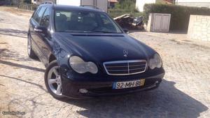 Mercedes-Benz C 200 w 203 Março/02 - à venda - Ligeiros
