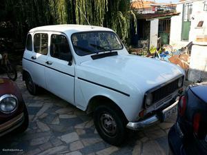 Renault 4 4gtl Maio/86 - à venda - Ligeiros Passageiros,