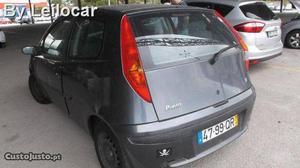Fiat Punto punto van 1.9 tds Novembro/00 - à venda -