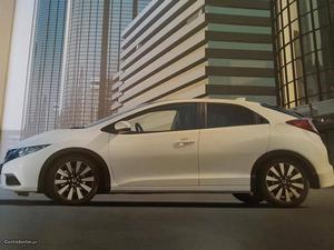 Honda Civic Sport Outubro/14 - à venda - Ligeiros