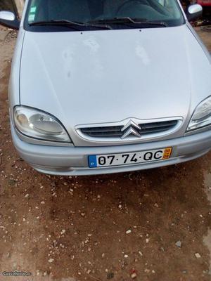 Citroën Saxo 1.5 d Maio/00 - à venda - Ligeiros