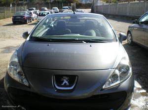 Peugeot 207 peugeot 207 CC FAP Fevereiro/08 - à venda -