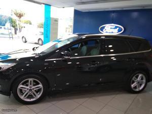 Ford Focus Station Titanium Setembro/17 - à venda -