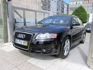 Audi A4 2.0 TDI AVANT S-LINE 140 CV