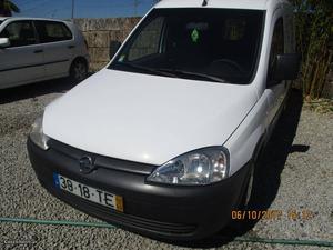 Opel Combo 1.7 Di Março/02 - à venda - Comerciais / Van,