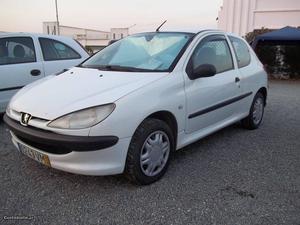 Peugeot 206 xad Setembro/06 - à venda - Comerciais / Van,