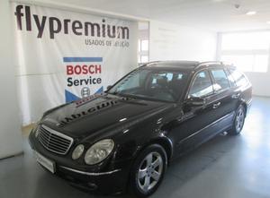 Mercedes-benz E 280 CDi Station Cx. Auto Nacional
