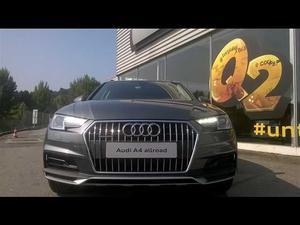 Audi A4 2.0 TDi quattro S tronic