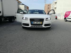 Audi A4 A4 Avant Tdi 140cv Julho/10 - à venda - Ligeiros