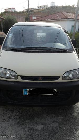 Mitsubishi L400 L400 Abril/97 - à venda - Comerciais / Van,
