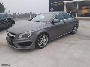 Mercedes-Benz CLA 200 amg Outubro/13 - à venda - Ligeiros