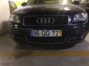 Audi A3 S line Dezembro/04 - à venda - Ligeiros