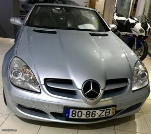 Mercedes-Benz SLK 200 limited edition Outubro/04 - à venda