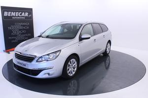 Peugeot 308 SW Style 1.6 BlueHDi 100cv GPS / Pack Sport