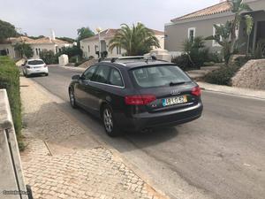 Audi A4 Avant TDI Janeiro/13 - à venda - Ligeiros