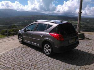 Peugeot 207 SW Outdoor 1.6hdi Fevereiro/08 - à venda -