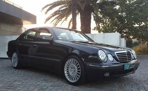 Mercedes-Benz E 220 ELEGANCE Agosto/00 - à venda - Ligeiros