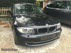 BMW 120 D Junho/08 - à venda - Ligeiros Passageiros,