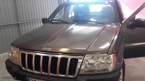Jeep Grand Cherokee 3.1 td Laredo Novembro/99 - à venda -