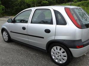 Opel Corsa 1.3 CDTI Enjoy AC Junho/05 - à venda - Ligeiros