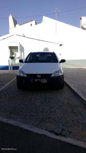 Opel Corsa C 1.7 di Março/01 - à venda - Comerciais / Van,