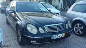 Mercedes-Benz E 220 CDI NACIONAL Janeiro/03 - à venda -