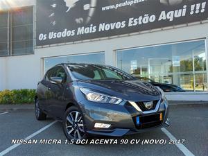 Nissan Micra 1.5 DCI ACENTA 90 CV