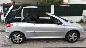 Peugeot 206 CC Junho/02 - à venda - Descapotável / Coupé,