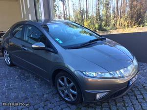 Honda Civic 1.8 Sport 140 cv Fevereiro/07 - à venda -
