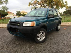 Land Rover Freelander 2.0 DI Novembro/99 - à venda -