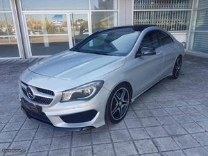 Mercedes-Benz CLA 220 amg Agosto/13 - à venda - Ligeiros