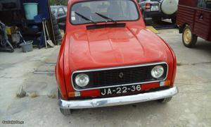 Renault 4 4gtl Março/85 - à venda - Ligeiros Passageiros,
