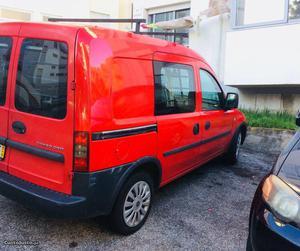 Opel Combo Combo Maio/05 - à venda - Comerciais / Van,