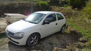 Opel Corsa 1.7 DI Van Abril/03 - à venda - Comerciais /