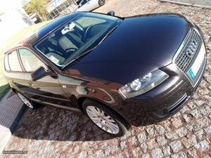 Audi A3 sportback tdi Outubro/07 - à venda - Ligeiros