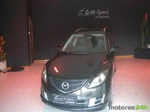 Mazda Mazda6 SW MZR-CD 2.0 Sport