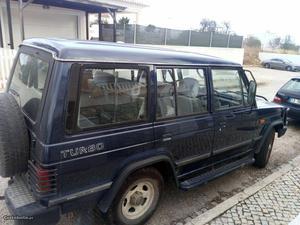 Mitsubishi Pajero 7 lugares Dezembro/88 - à venda -