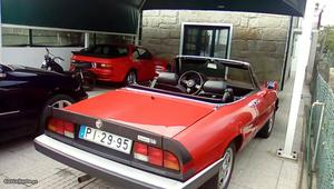 Alfa Romeo Spider descapotavel Abril/84 - à venda -