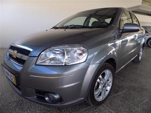 Chevrolet Aveo 1.4 LT (101CV) (4P)
