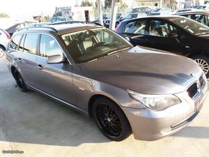 BMW 520 D touring Outubro/08 - à venda - Ligeiros