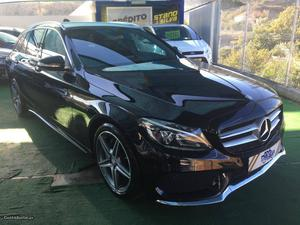 Mercedes-Benz C 200 BlueTEC AMG Abril/15 - à venda -
