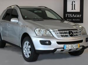 Mercedes-benz Ml  Matic AMG Edition